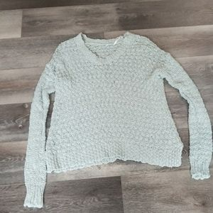 Urban outfitters   Kimchi Blue Cable Knit Sweater